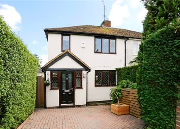 Thumbnail 4 bed semi-detached house for sale in Oak Tree Road, Marlow, Buckinghamshire