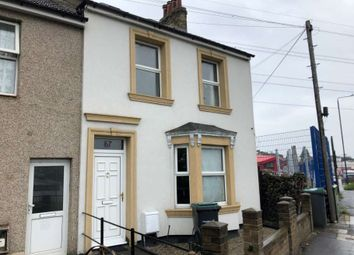 Thumbnail 1 bed semi-detached house to rent in Stonebridge Road, Northfleet, Gravesend