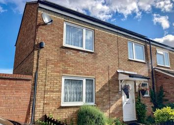 Thumbnail 3 bed end terrace house for sale in Surrey Road, Huntingdon, Cambs