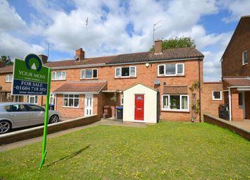 3 bed terraced house for sale in Cosgrove Road, Kingsthorpe, Northampton NN2