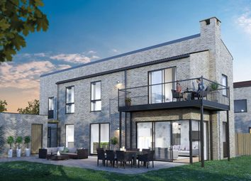 "Thumbnail 4 bedroom property for sale in ""The Franklin"" at Clay Farm Drive, Trumpington, Cambridge"
