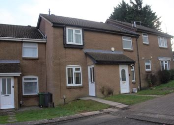 Thumbnail 2 bed terraced house to rent in Nant Y Plac, Cardiff