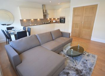 Thumbnail 3 bedroom flat to rent in Barkat House, Finchley Road, Hampstead