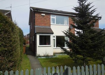 Thumbnail 2 bed semi-detached house to rent in Glenbarr Drive, Hinckley