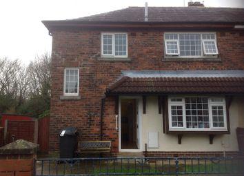 Thumbnail 3 bedroom semi-detached house for sale in Orrest Road, Preston, Lancashire