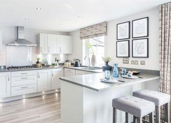 "Thumbnail 4 bedroom detached house for sale in ""Colvend"" at Liberton Gardens, Liberton, Edinburgh"