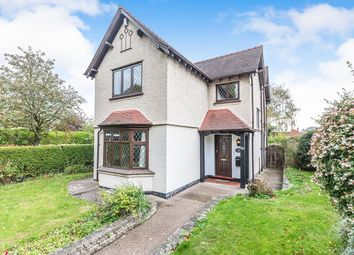 Thumbnail 3 bed detached house for sale in Worcester Road, Droitwich