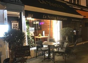 Thumbnail Leisure/hospitality for sale in Award Winning Italian Restaurant CM16, Essex