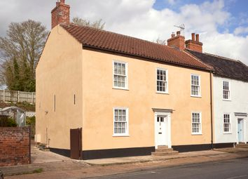Thumbnail 3 bed end terrace house for sale in Quay Street, Halesworth