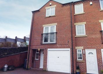 Thumbnail 3 bed town house to rent in North Leys, Ashbourne