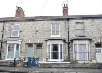 Thumbnail 2 bed terraced house for sale in Nunthorpe Road, Scarcroft Road, York