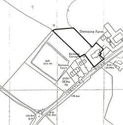 Thumbnail 5 bed farmhouse for sale in Settle Road, Newsholme, Clitheroe, Lancashire