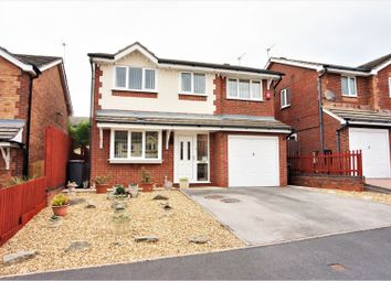 Thumbnail 4 bed detached house for sale in Burford Avenue Waterhayes, Newcastle