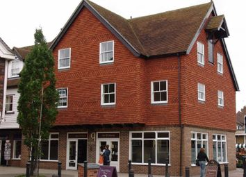 Thumbnail 3 bed flat to rent in The Mews, High Street, Ashford