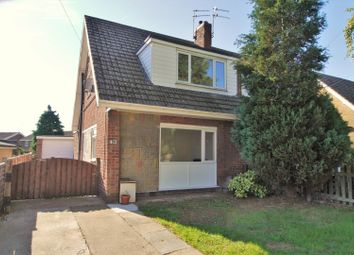 Thumbnail 3 bed semi-detached house for sale in Rands Lane, Armthorpe, Doncaster