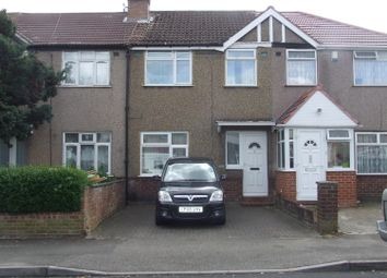 Thumbnail 2 bed terraced house to rent in Laburnum Road, Hayes, Middlesex