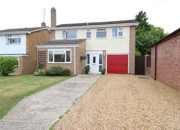 Thumbnail 4 bed detached house for sale in Hawthorn End, Alconbury, Huntingdon