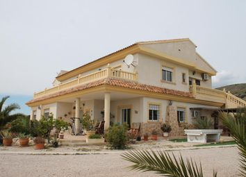 Thumbnail 7 bed villa for sale in Fortuna, Murcia, Spain