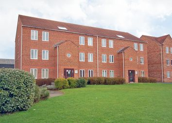 Thumbnail 2 bed flat for sale in Darwin Close, Huntington, York