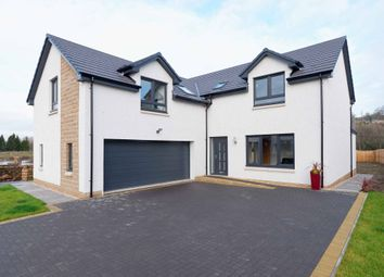 Thumbnail 4 bed property for sale in Clyde Grove, Crossford, Carluke, South Lanarkshire