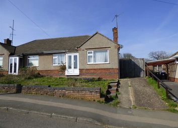 Thumbnail 2 bed semi-detached bungalow for sale in Inlands Rise, Daventry