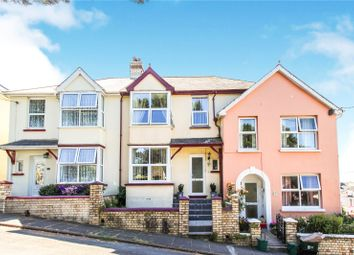 Thumbnail 3 bed terraced house for sale in Chudleigh Avenue, Bideford