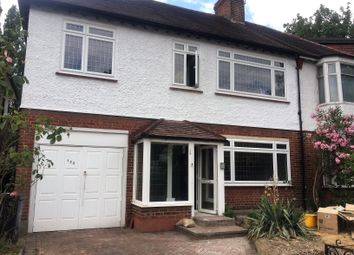 Thumbnail 5 bed semi-detached house to rent in Kings Avenue, London