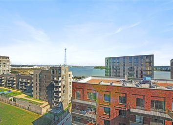 Thumbnail 2 bed flat for sale in Royal Albert Wharf, Upper Dock Walk, Docklands, London