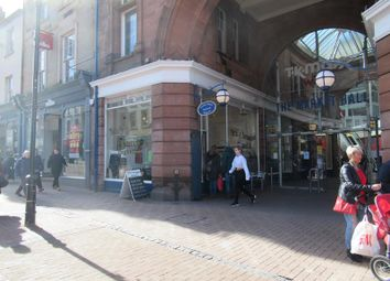 Thumbnail Commercial property to let in 4 Market Arcade, Scotch Street, Carlisle, Cumbria
