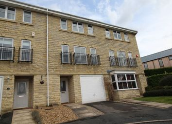 Thumbnail 4 bed terraced house for sale in Windermere Rise, Brighouse