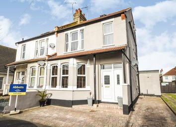 Thumbnail 3 bed semi-detached house for sale in Southend-On-Sea, Essex, .