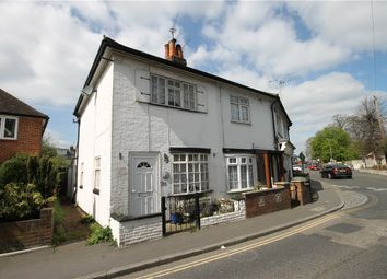 Thumbnail 2 bed end terrace house for sale in Green Street, Sunbury On Thames, Middlesex
