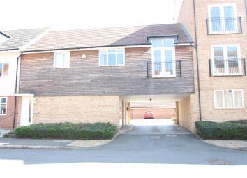 Thumbnail 2 bed flat for sale in Blythebridge, Broughton, Milton Keynes