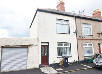 Thumbnail 3 bedroom end terrace house for sale in Portskewett Street, Newport