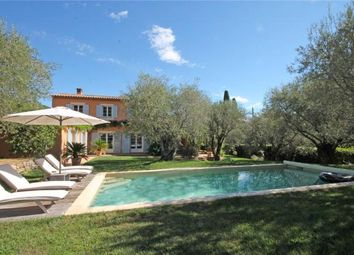 Thumbnail 4 bed country house for sale in Roquefort Les Pins, French Riviera, 06330