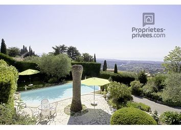 Thumbnail 7 bed property for sale in 06140, Vence, Fr