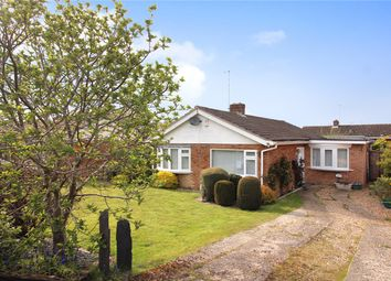 Thumbnail 2 bed detached bungalow for sale in The Street, Rockland St. Mary, Norwich, Norfolk
