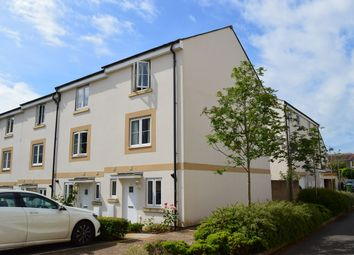 Thumbnail 4 bed end terrace house for sale in Ebdon Way, Torre Marine, Torquay