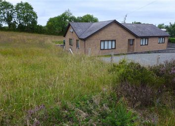 Thumbnail 3 bed bungalow for sale in Llanrhystud, Ceredigion