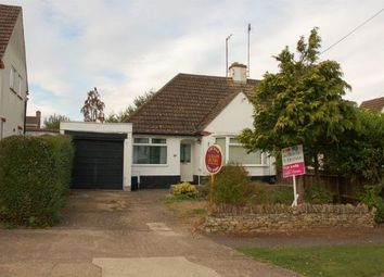 Thumbnail 2 bed semi-detached bungalow for sale in Beech Grove, Boothville, Northampton