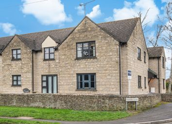Thumbnail 2 bed flat for sale in Manor Court, Fairford