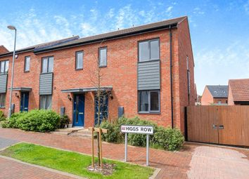 Thumbnail 3 bedroom property for sale in Higgs Row, Lawley Village, Telford