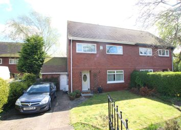 Thumbnail 3 bedroom semi-detached house for sale in South Sherburn, Rowlands Gill