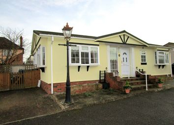 Thumbnail 2 bedroom mobile/park home for sale in Chantry Home Farm, Lavenham Road, Ipswich