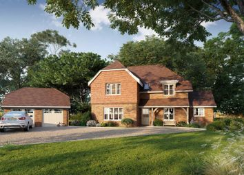 Thumbnail 4 bed detached house for sale in Billingshurst Road, Pulborough, West Sussex