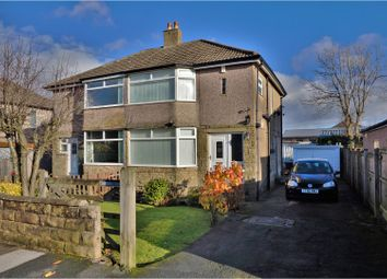 Thumbnail 3 bed semi-detached house for sale in Enfield Walk, Bradford