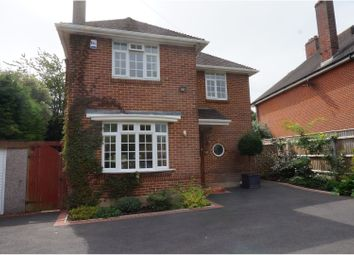 Thumbnail 4 bed detached house for sale in Harewood Avenue, Bournemouth