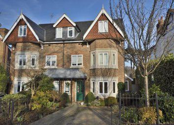 Thumbnail 4 bedroom mews house to rent in Pine Grove, Weybridge