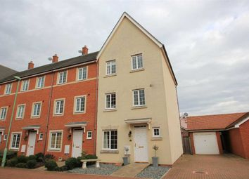 Thumbnail 4 bedroom end terrace house for sale in Pepper Place, Grange Farm, Kesgrave, Ipswich