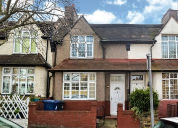 Thumbnail 2 bed terraced house for sale in Laurel Gardens, London